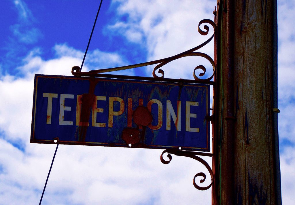 Telephone. Do you really need it every minute? Try turning it off.