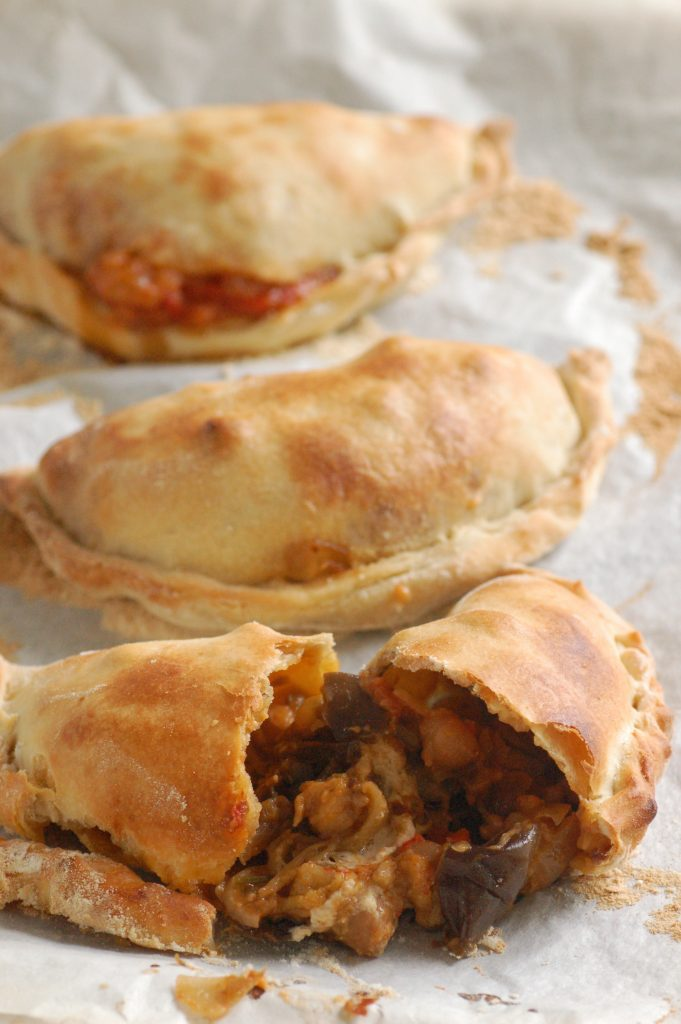 Spanish Emapanadas is the perfect breakfast snack!