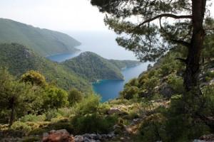 Lycian Way - Coastline