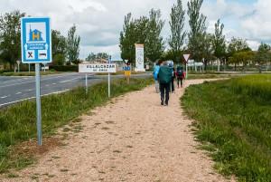Camino Francés - Villalcázar de Sirga