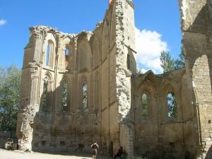 Ruins of Convento de San Antón