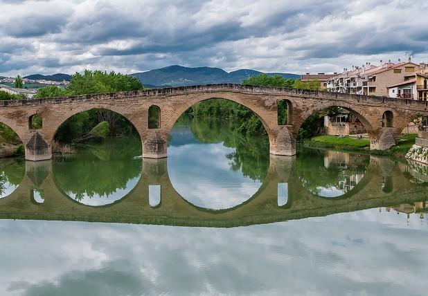 Camino Francés - Puente la Reina