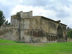 Camino Francés - Iglesia Santo Sepulcro in Estella