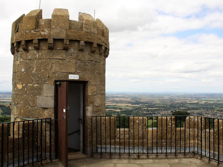 Atop Broadway Tower