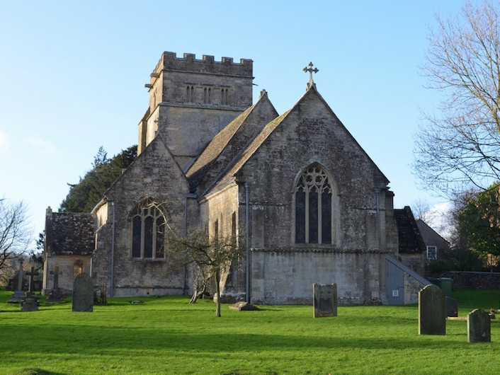 St. Mary Magdalene Church in Tormarton