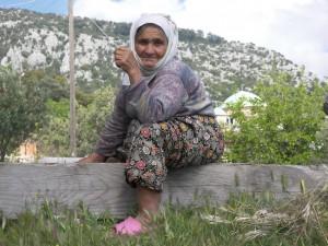 Lycian Way - Villager of Bel