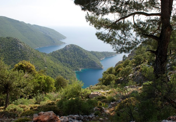 Lycian Way - Coastline
