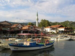 Lycian Way - An idyllic day at Üçağız