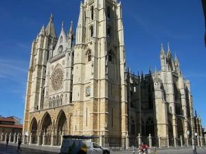 Camino Francés - Cathedral in León