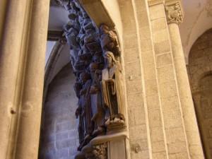 Camino Francés - Cathedral in Santiago