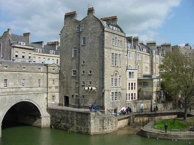Bridge in Bath