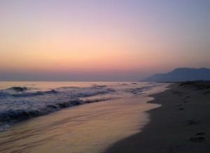 Lycian Way - Patara Beach