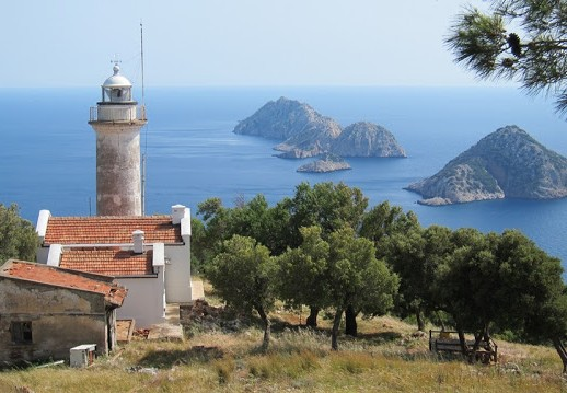 Lycian Way - Gelidonya Lighthouse